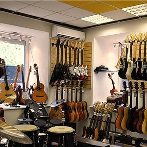 Музыкальные магазины Дмитрова