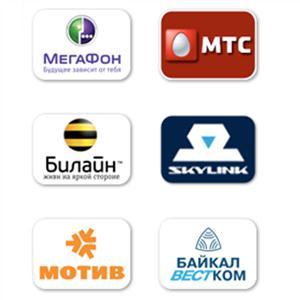 Операторы сотовой связи Дмитрова