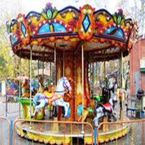 Парки культуры и отдыха Дмитрова