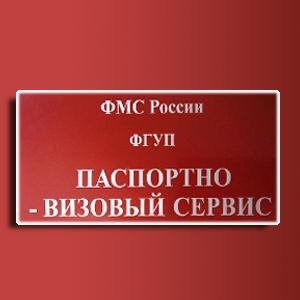 Паспортно-визовые службы Дмитрова