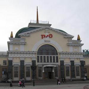 Железнодорожные вокзалы Дмитрова