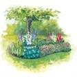 Загородный клуб Юна-Лайф - иконка «сад» в Дмитрове